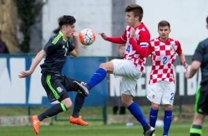 Hrvatska U17, Dario Bašić