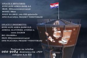 Za obnovu Vukovarskog vodotornja