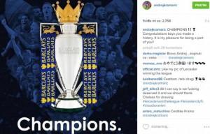 Andrej Kramarić - Leicester City