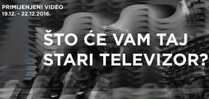stari televizor