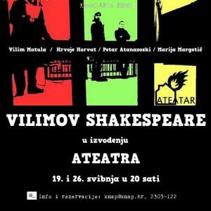 Vilimov Shakespeare