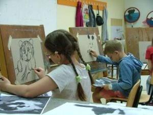 slikanje za djecu