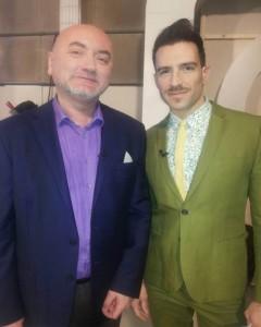 Dražen Ilinčić, Miran Kurspahić
