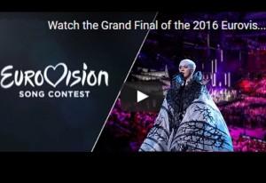 Nina Kraljić: Eurosong Live - Pjesma Eurovizije