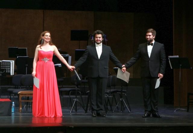 Koncert Zinka Milanov