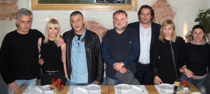 Mila Elegović, Zlatko Ožbolt, Igor Mešin