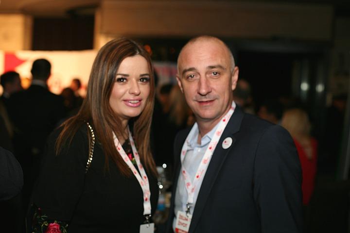 Ivan Vrdoljak, Hana Tabaković