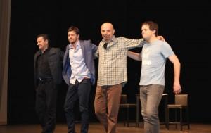 Muškarci.hr, Goran Grgić, Boris Svrtan, Amar Bukvić i Filip Detelić