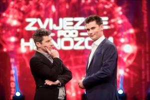 Zvijezde pod hipnozom, Dušan Bućan, Timoteo Crnković