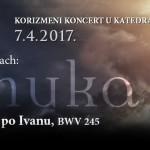 Korizmeni koncert u zagrebačkoj katedrali