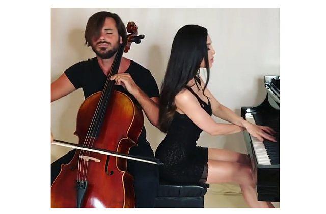 Video: Stjepan Hauser sa zavodljivom Lolom