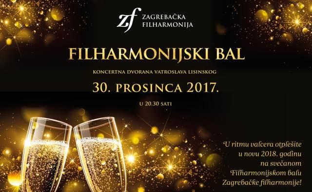 Filharmonijski bal - U ritmu valcera u 2018. godinu