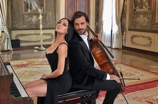 Stjepan Hauser i Lola Astanova