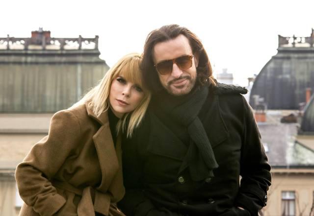 Mila Elegović i Mladen Burnać