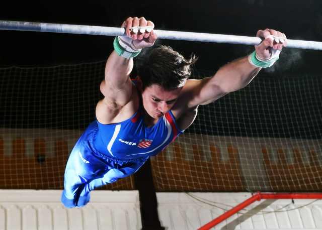 Tin Srbić osvojio srebrnu medalju u Bakuu!