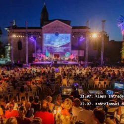 Odabrane pjesme za festival Večeri dalmatinske pisme