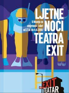 Ljetne noci Teatra EXIT