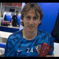 Igračem utakmice u Kalinjingradu proglašen Luka Modrić