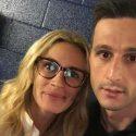 Nikola Kalinić i Julia Roberts na LA Galaxy