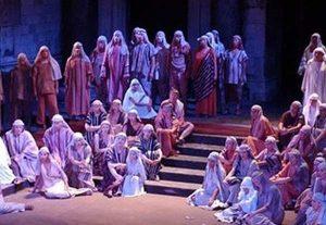 Nabucco, Splitsko ljeto