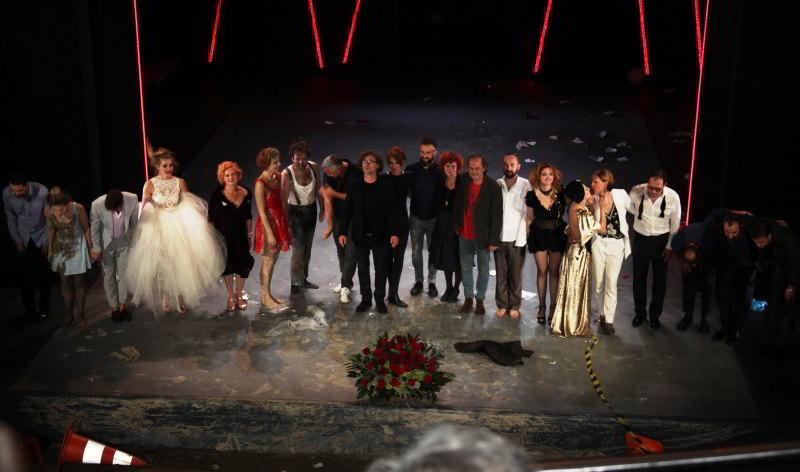 Maestralnom izvedbom predstave Pijani otvorena nova sezona u Gavelli