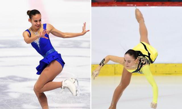 Hana Cijanović i Patricia Skopančić