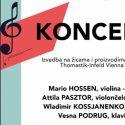Ulaz besplatan: Koncert u Muzeju grada Splita