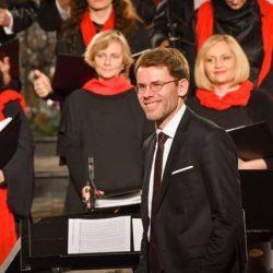 Božićni koncert Zbora HRT-a dio The Euroradio Christmas Music Daya
