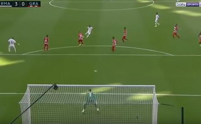 Video: Luka Modrić postigao prekrasan pogodak protiv Granade